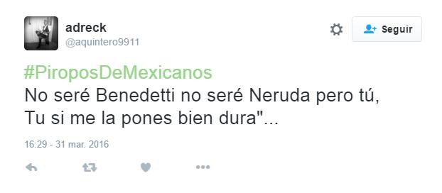 Los Piropos Lenguaje Para Ligar A La Mexicana El Gráfico