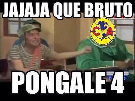 Memes Del Partido America Monterrey