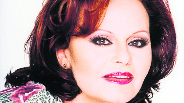 Rocío Durcal (Foto: Archivo / El Gráfico)