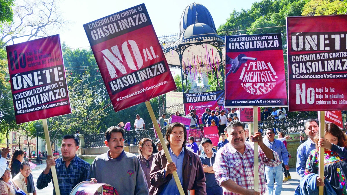 Foto: Edwin Hernández. El Gráfico
