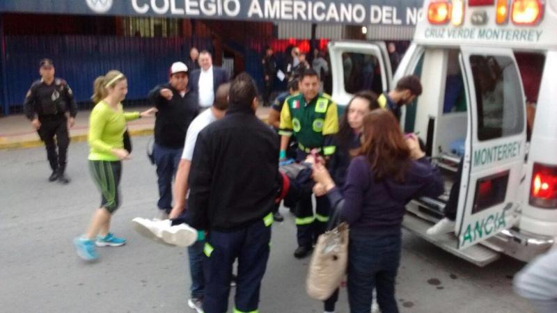 Atacante de Monterrey sí avisó que llevaría un arma