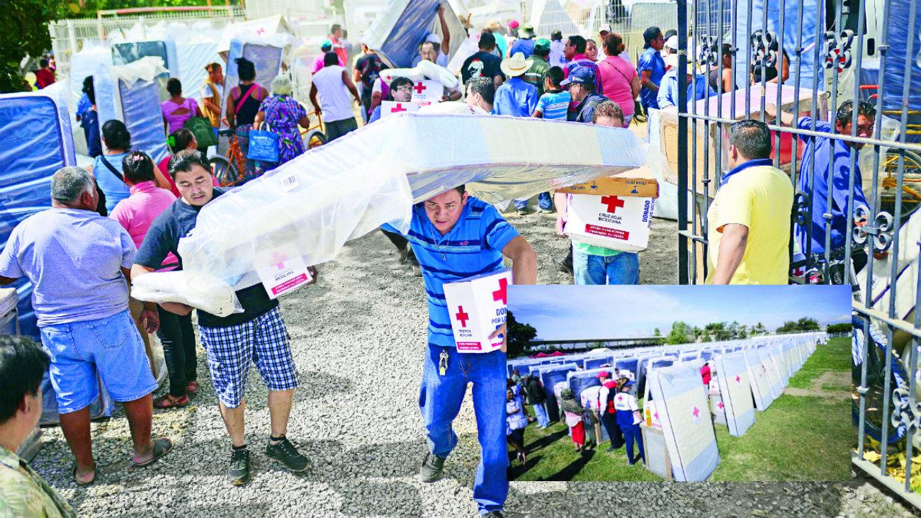 Reciben En Jojutla Muebles Y Despensas Ciudadanos Y Empresas  # Muebles En Jojutla Morelos