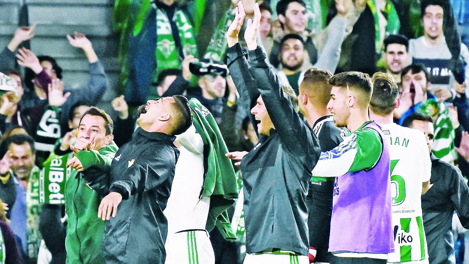 Betis de Andrés Guardado jugará la Europa League