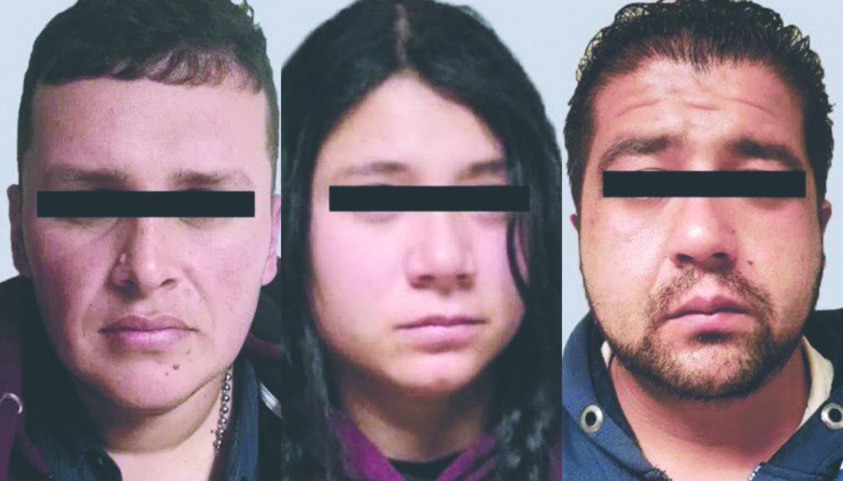 Apañan a tres presuntos extorsionadores de comerciante, en Toluca de Lerdo   El Gráfico - El Grafico