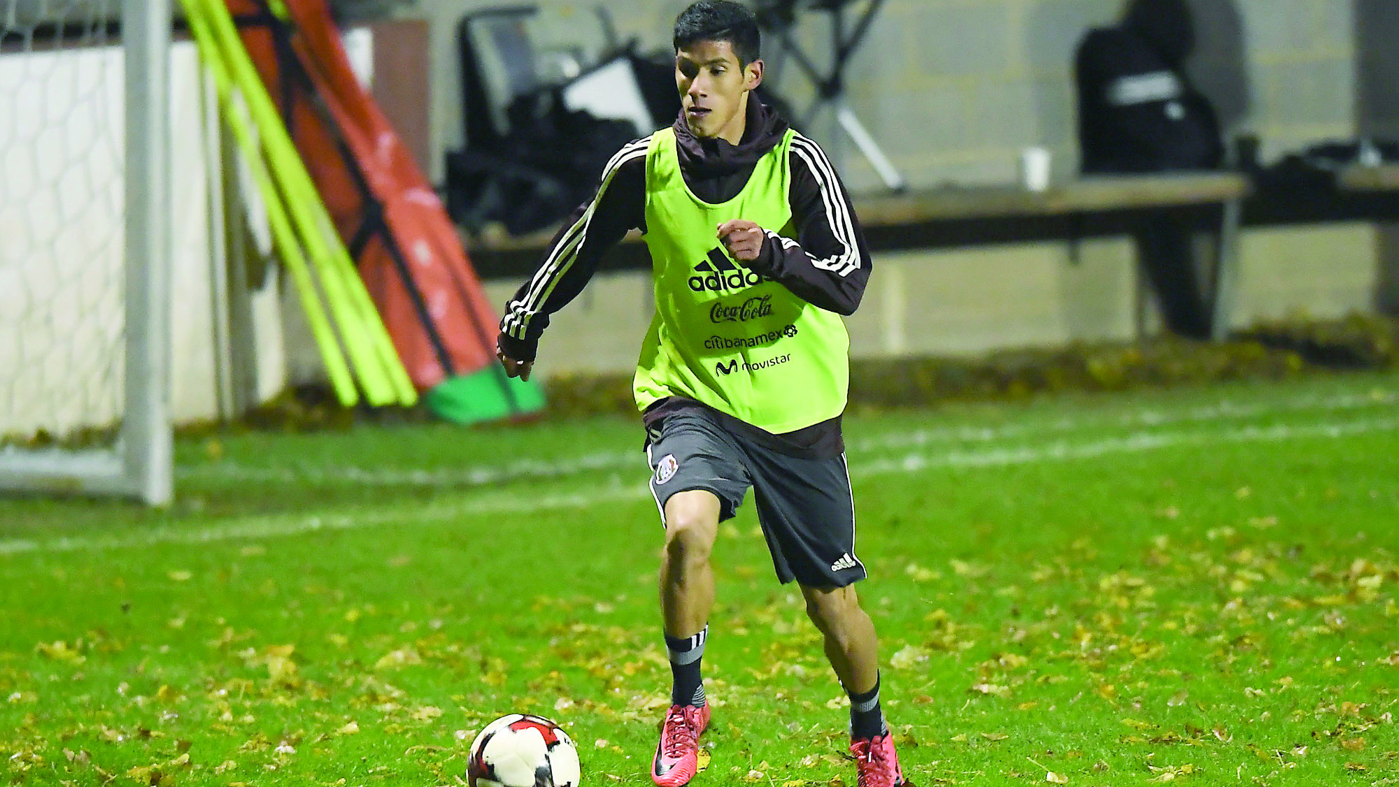 Uriel Antuna escuadra Galaxy MLS
