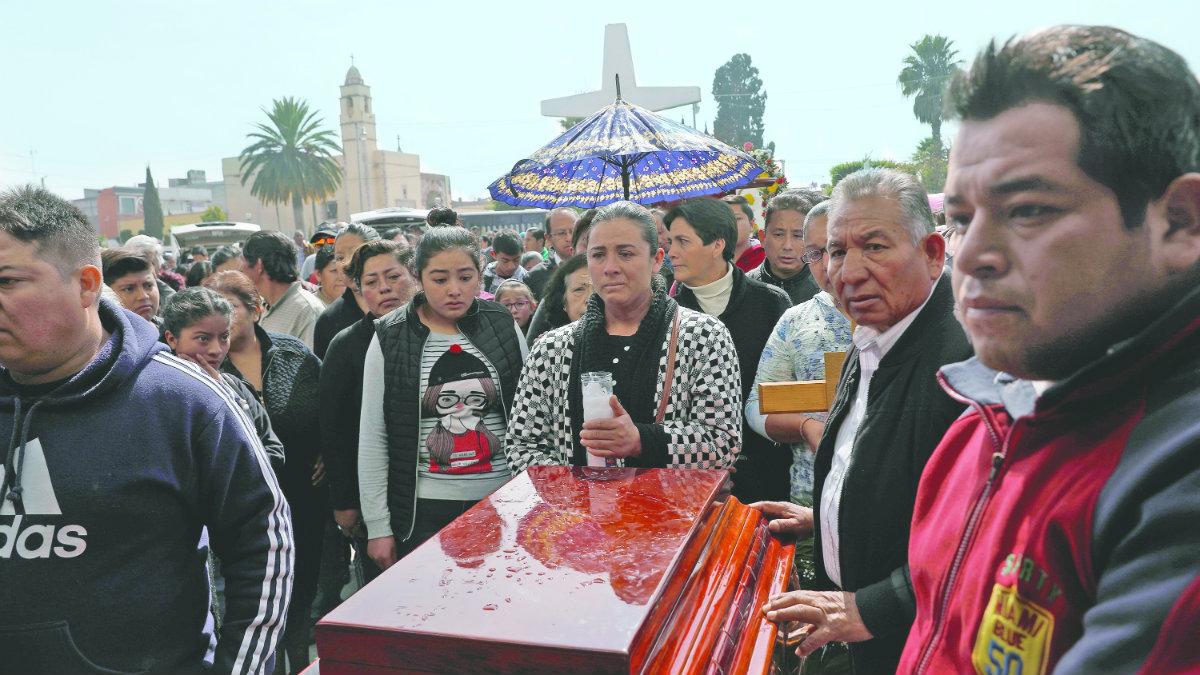 San Primitivo Tlahuelilpan víctimas misa explosión