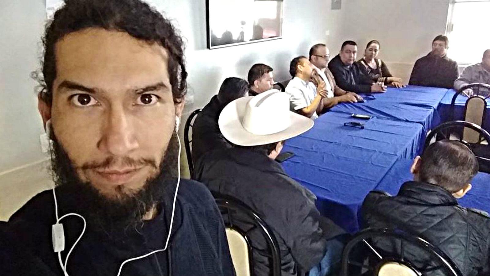 Rafael Murúa Baja California Sur periodista asesinado