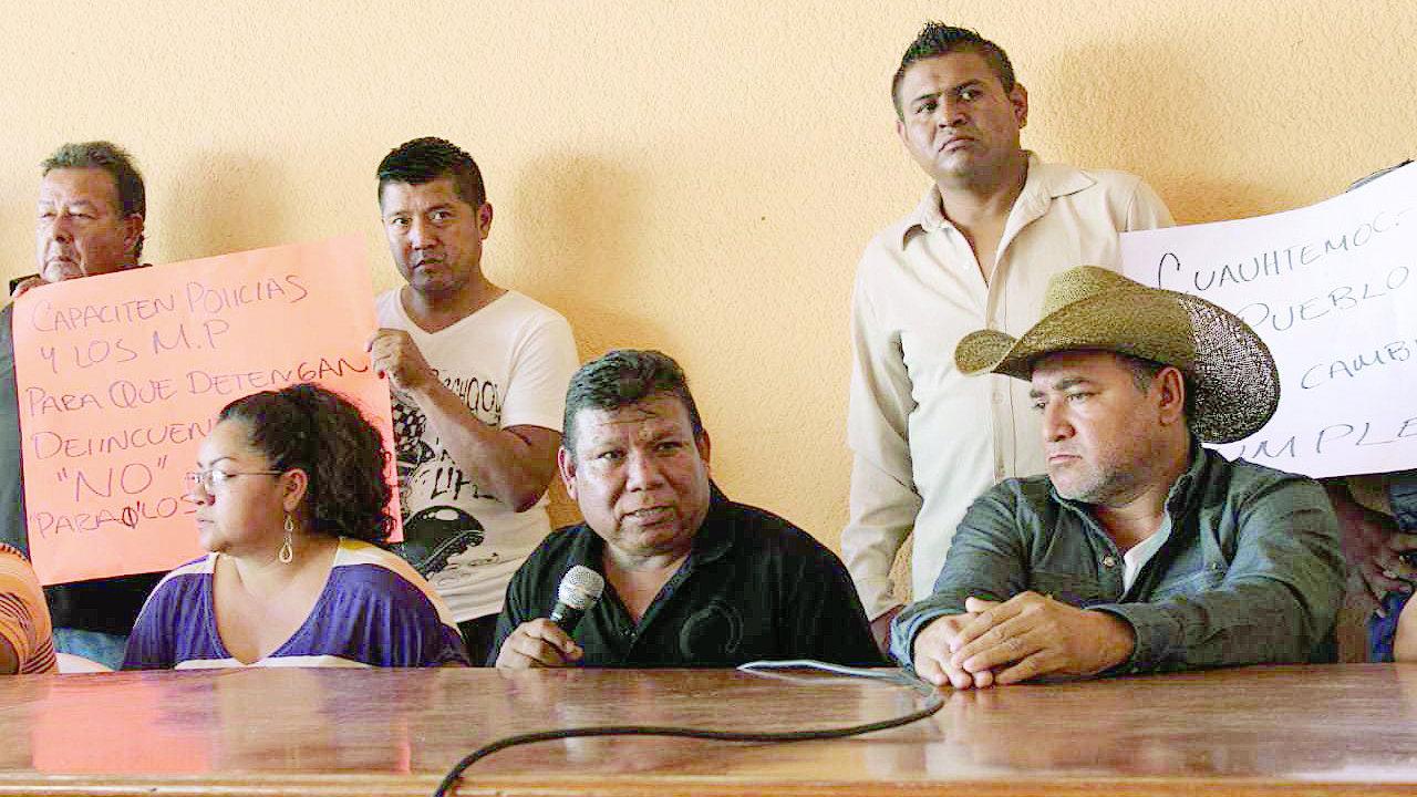 Crispín líder CJNG ejidatario Morelos