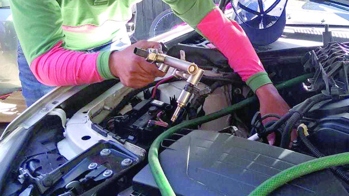 huachicol etanol daños autos taller mecánico demanda