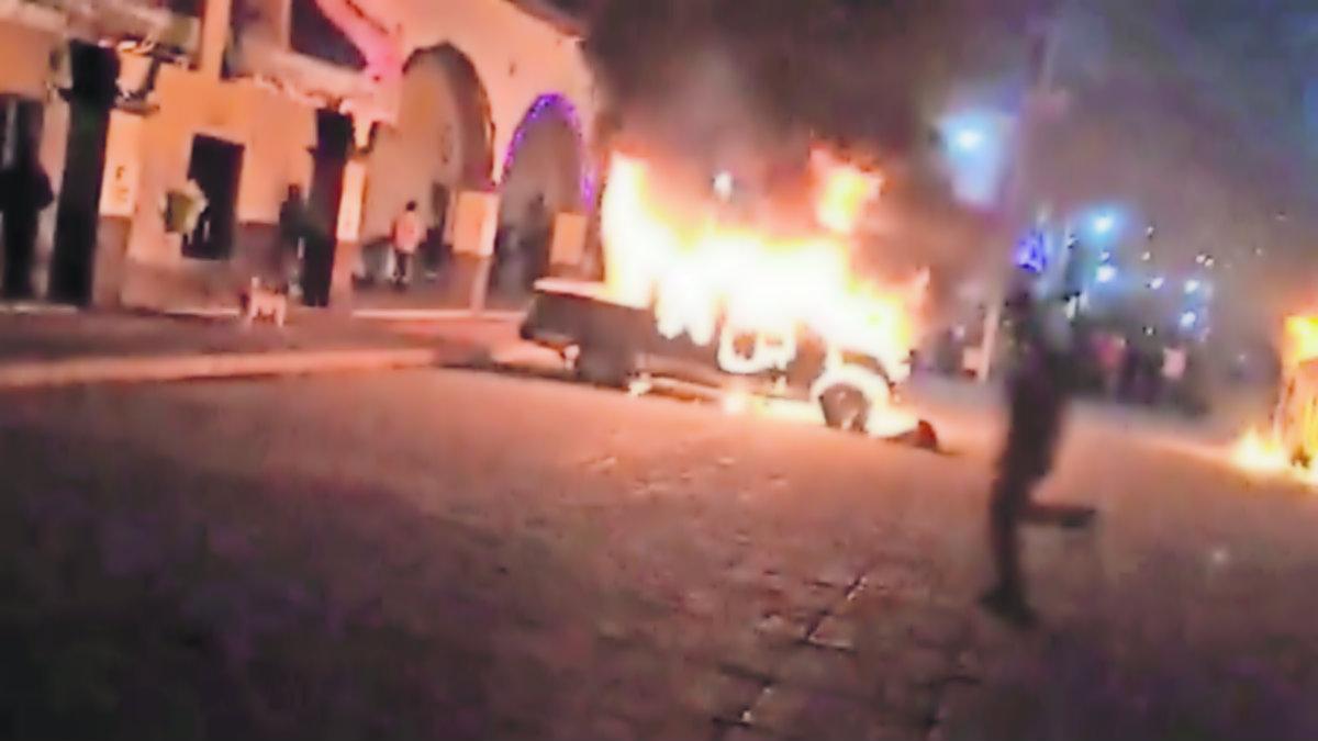 Pobladores Tepalcingo enfurecen secuestradores policías