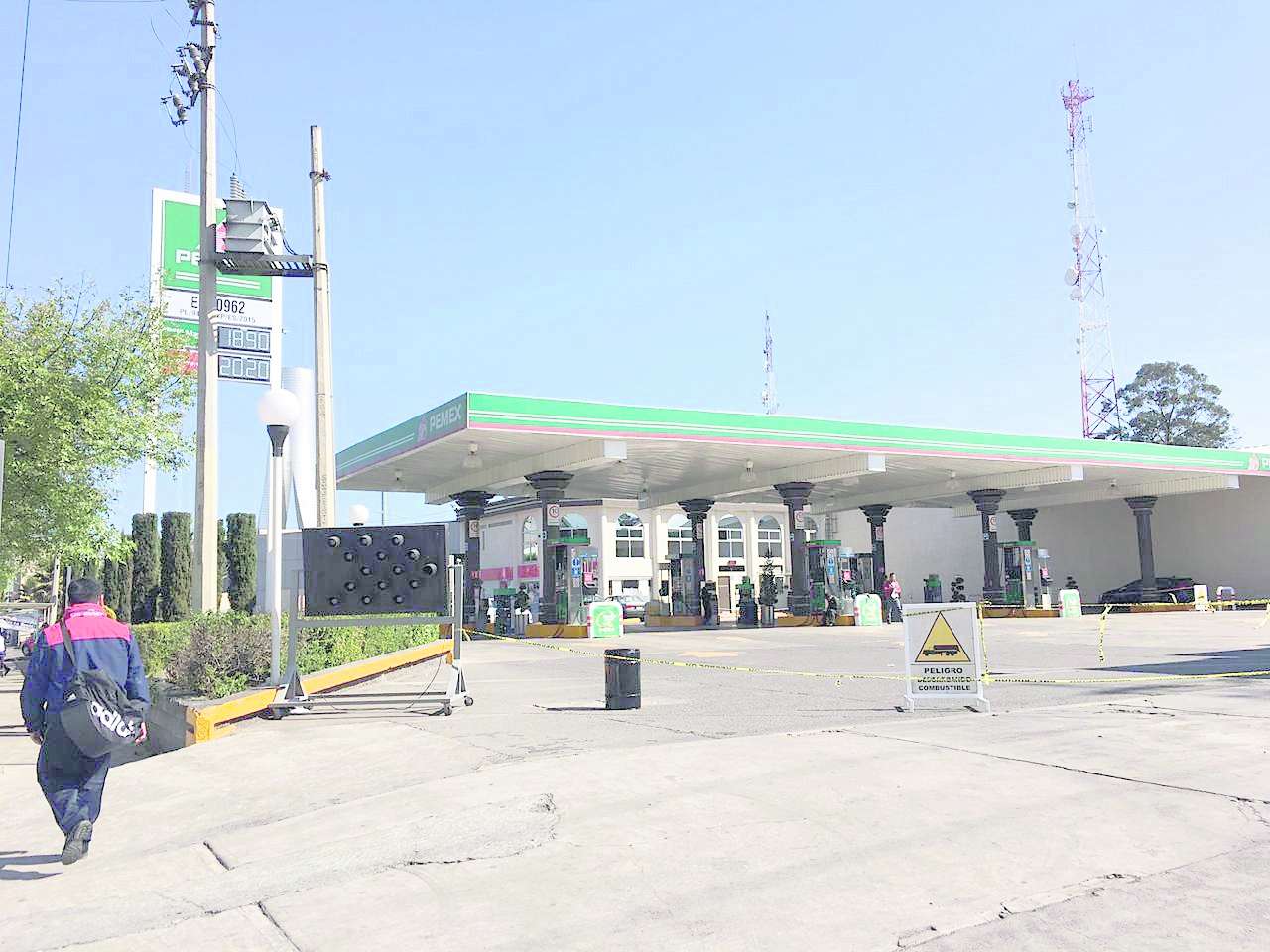Desabasto Gasolina Toluca Economía
