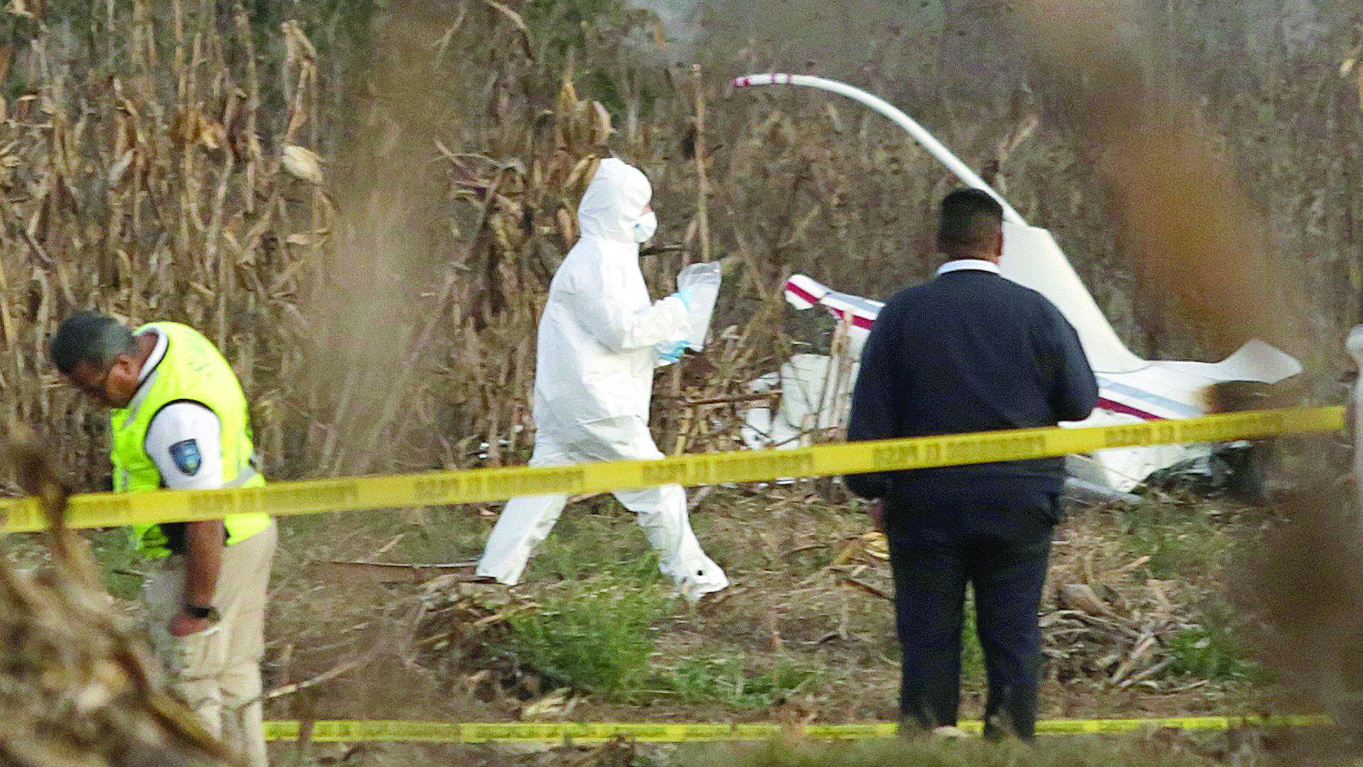 Avances investigaciones muerte Martha Erika Alonso Puebla