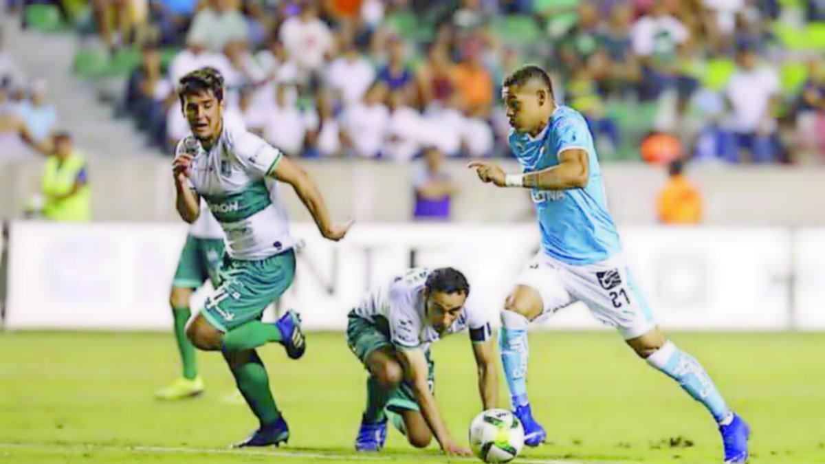 Zacatepec cae Gallos Blancos Copa MX