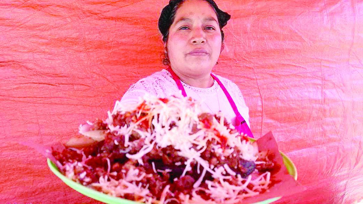 Gorditas Toluca La Banquetera de Toluca comida platillos