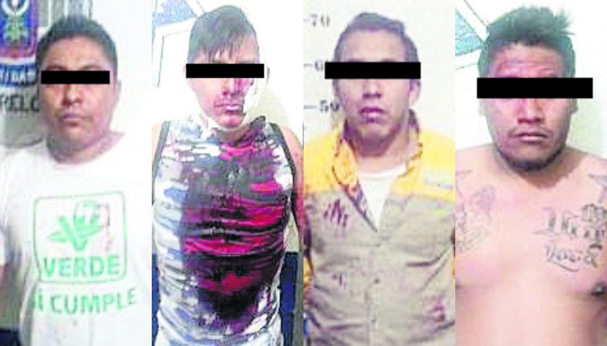 detenidos mala copa pelea  Atlatlahucan morelos