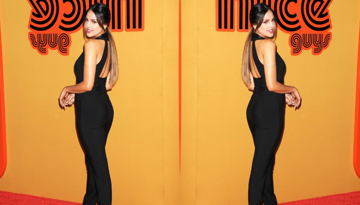 Eiza González Vogue Modelo