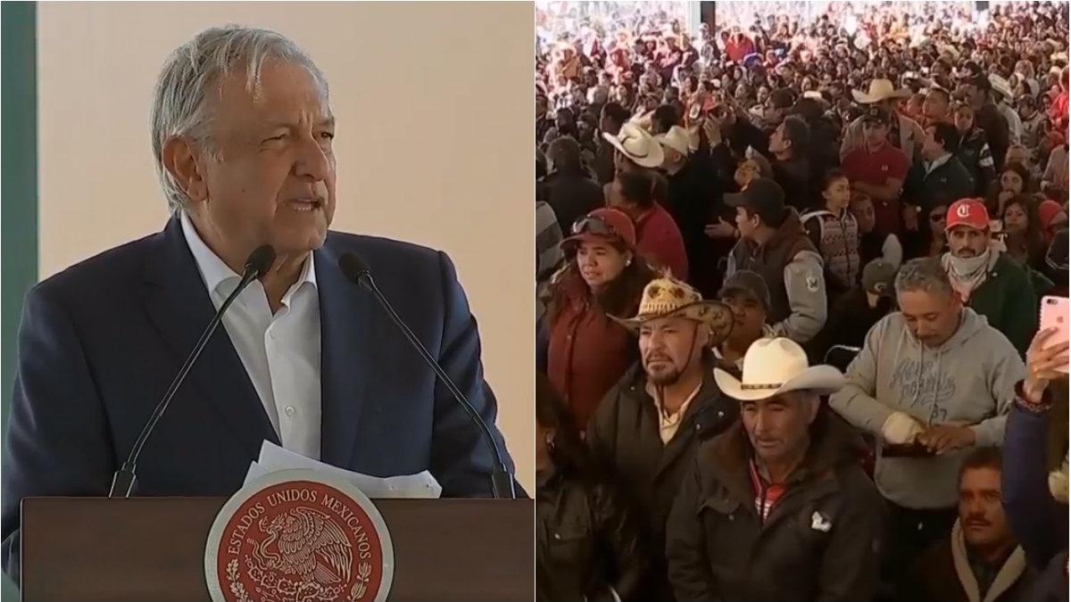 canasta básica Liconsa Diconsa AMLO Andrés Manuel López Obrador San Luis Potosí combate a la pobreza