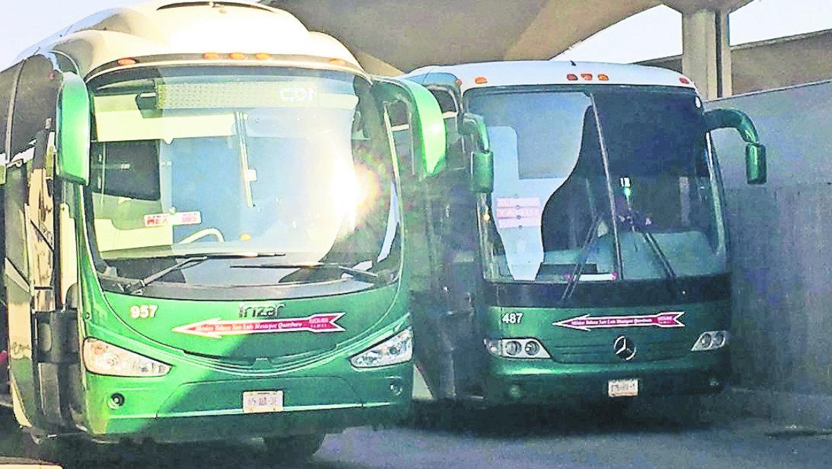 autobuses secuestro tenencingo normalistas