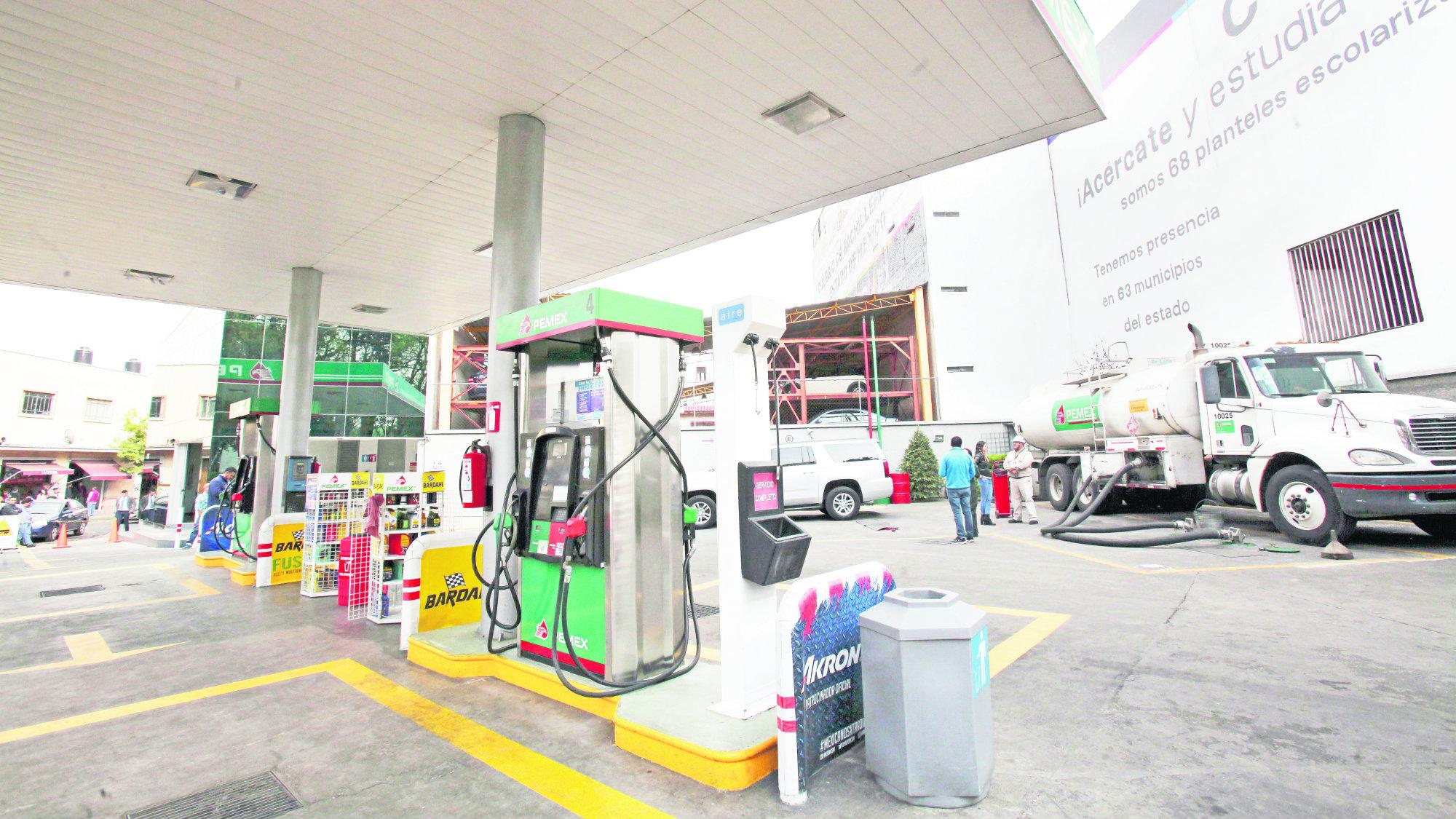 Desabasto Gasolinería Toluca Estaciones
