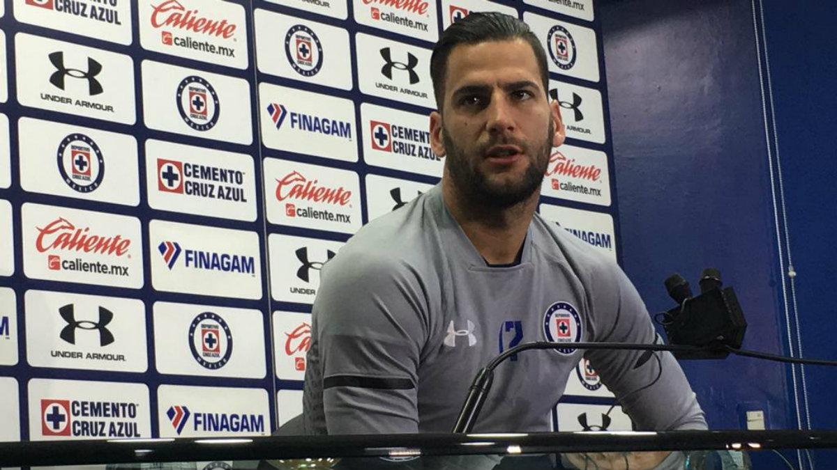 Edgar Méndez baja Cruz Azul lesión