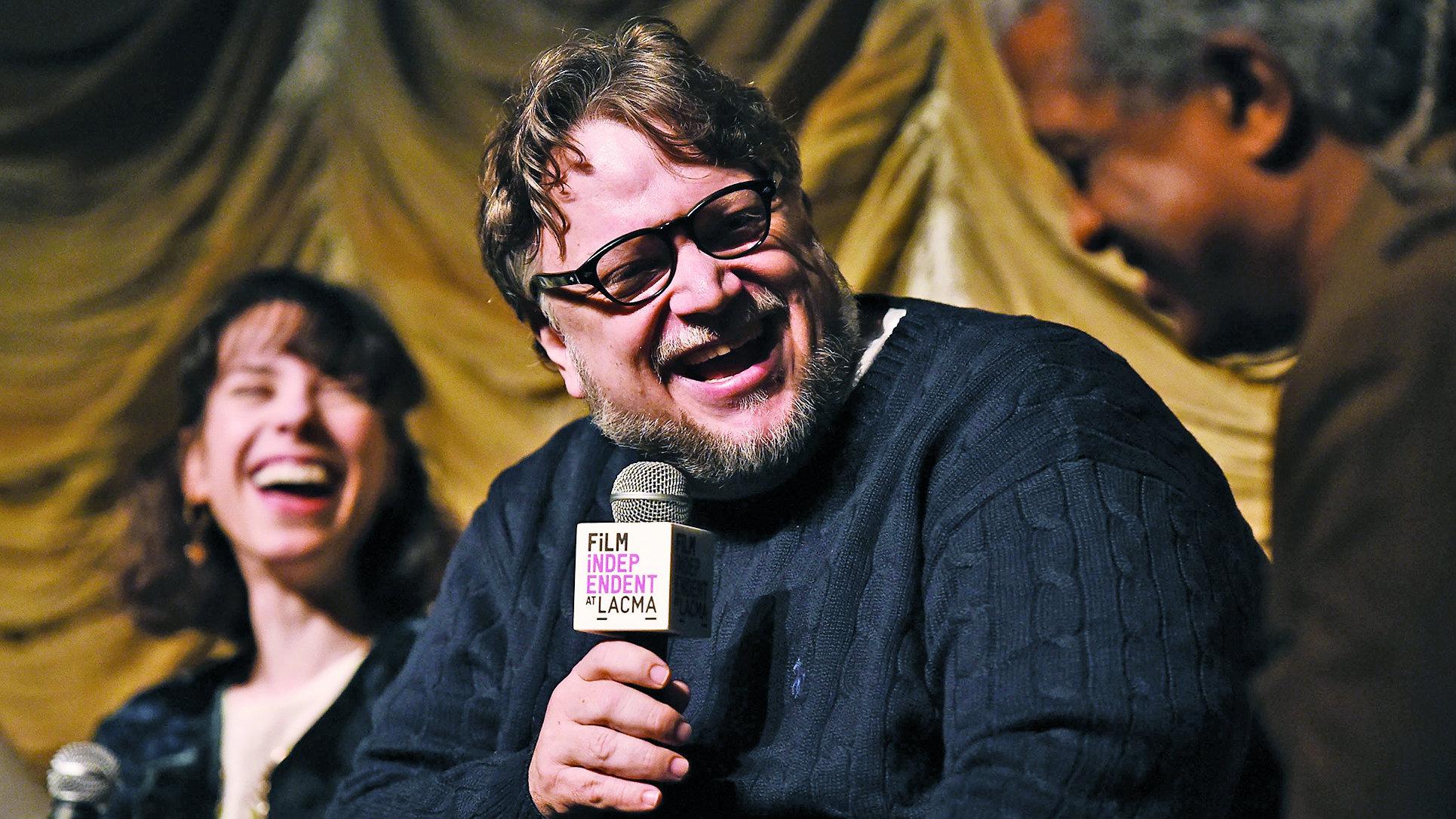 Guillermo del Toro convocatoria Pinocho