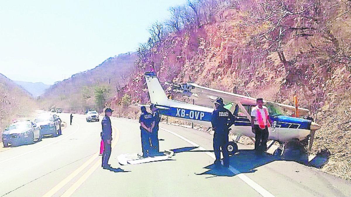 avioneta alumno desploma aviación
