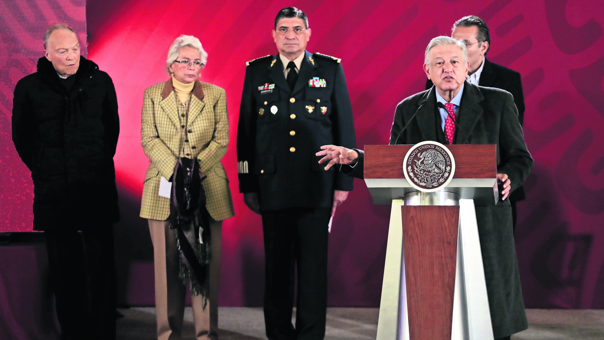 Declaración Patrimonial Funcionarios AMLO