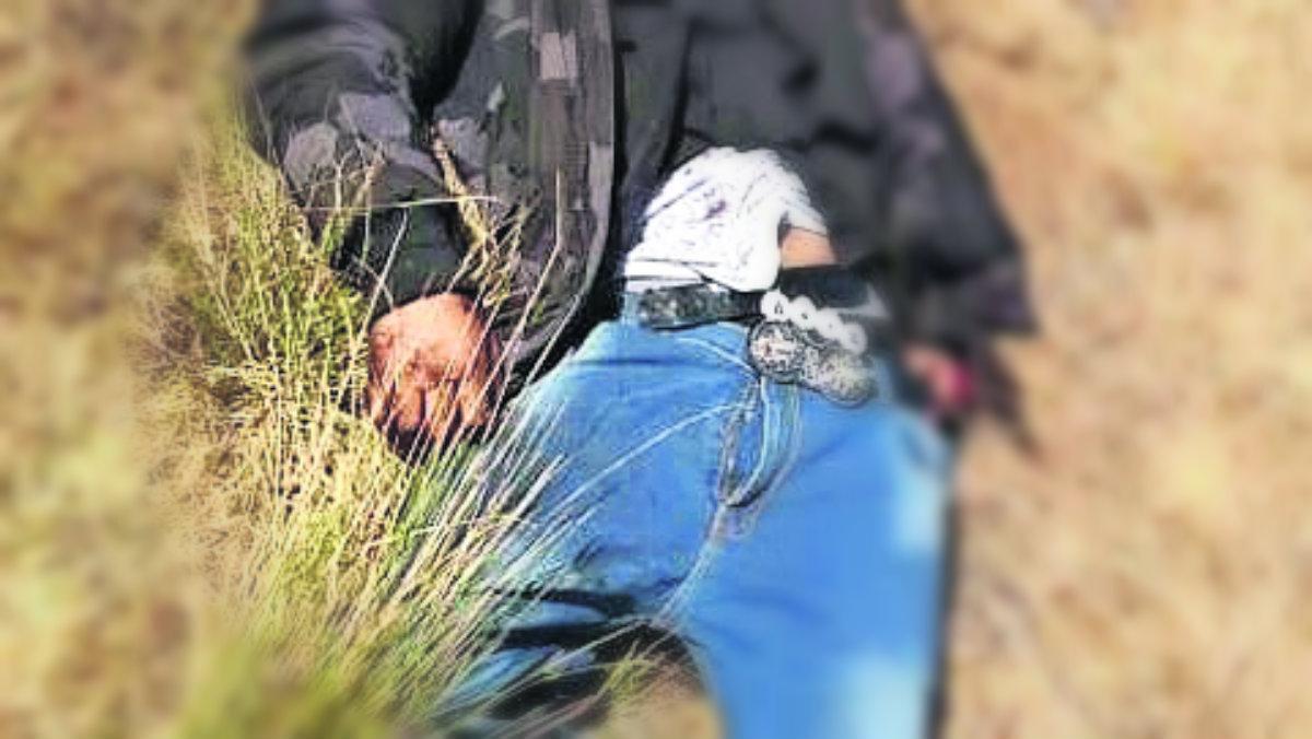 hallan cadáveres abandonados Santiago Tlacotepec