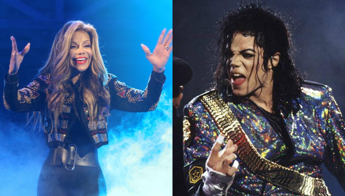 Michael Jackson La Toya hermana conferencia México