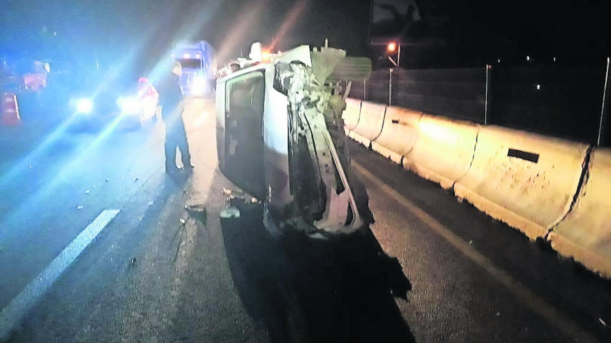 accidente Honda civic Temixco autopista sin placas