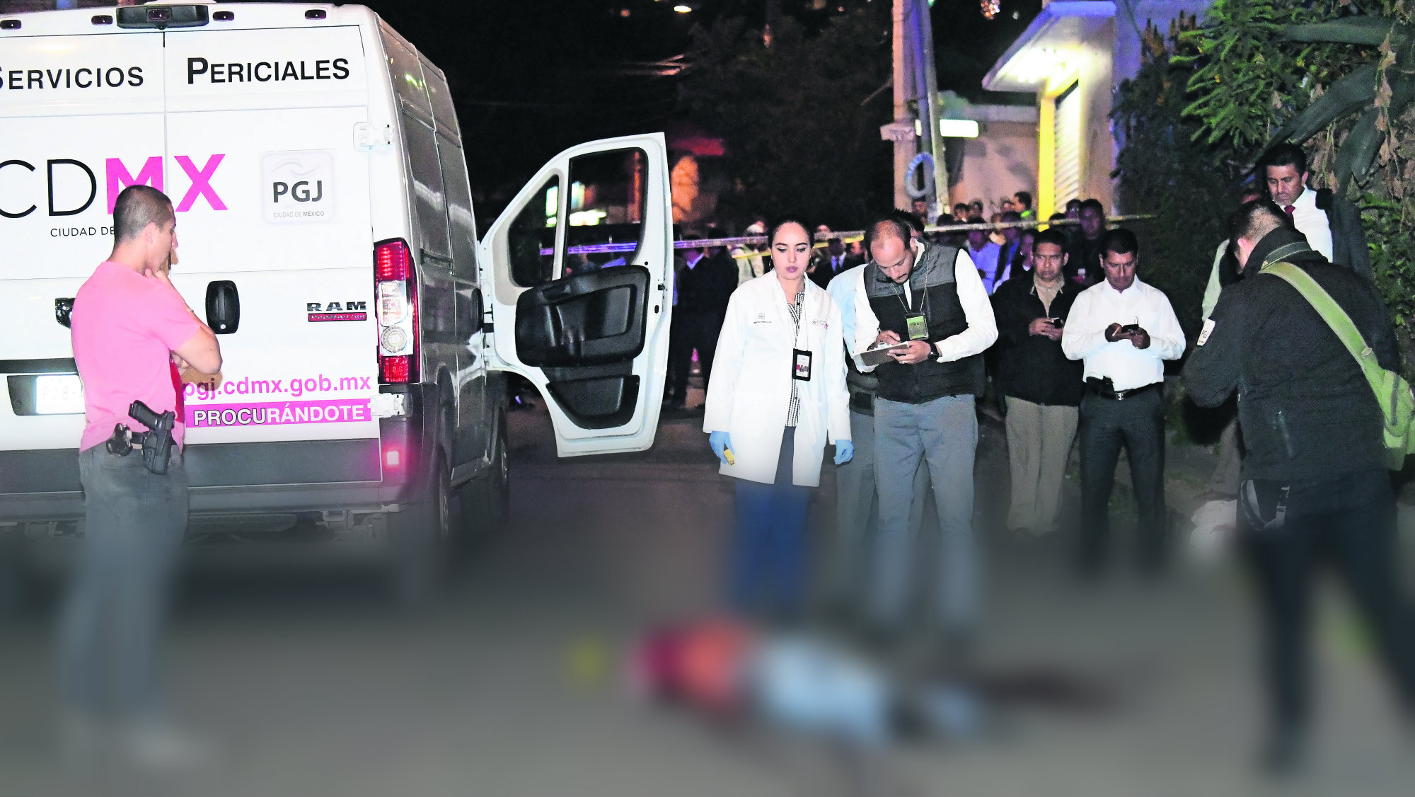 Presunto delincuente pierde vida tiroteo policías Iztapalapa