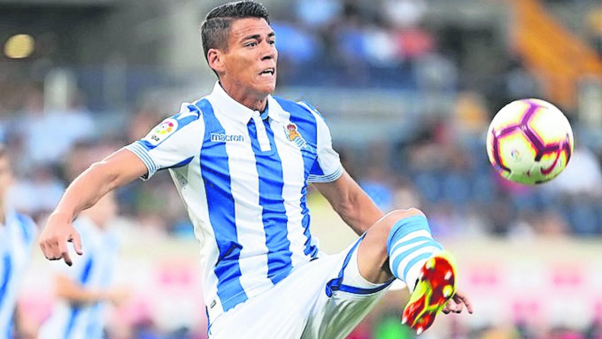 Héctor Moreno Regreso Real Sociedad