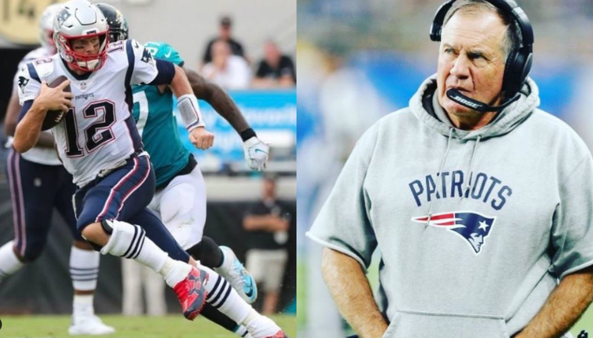 Patriotas Tom Brady Bill Belichick NFL Super Bowl