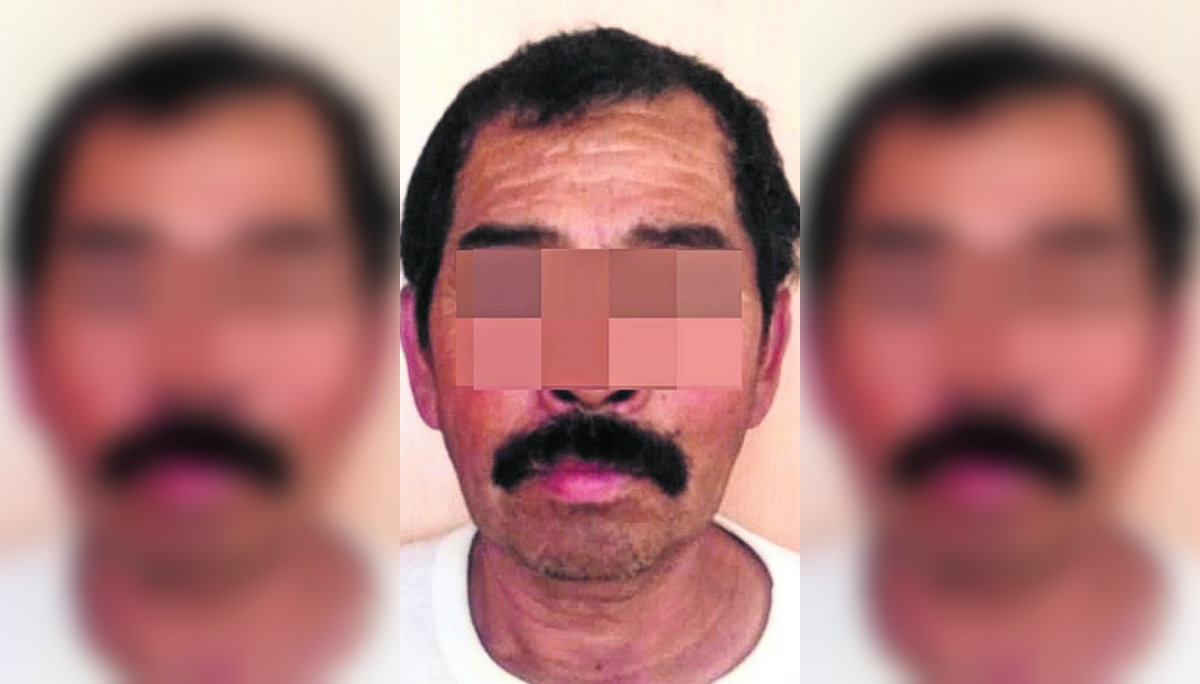 Capturan hombre abusar nieta ex pareja Temixco