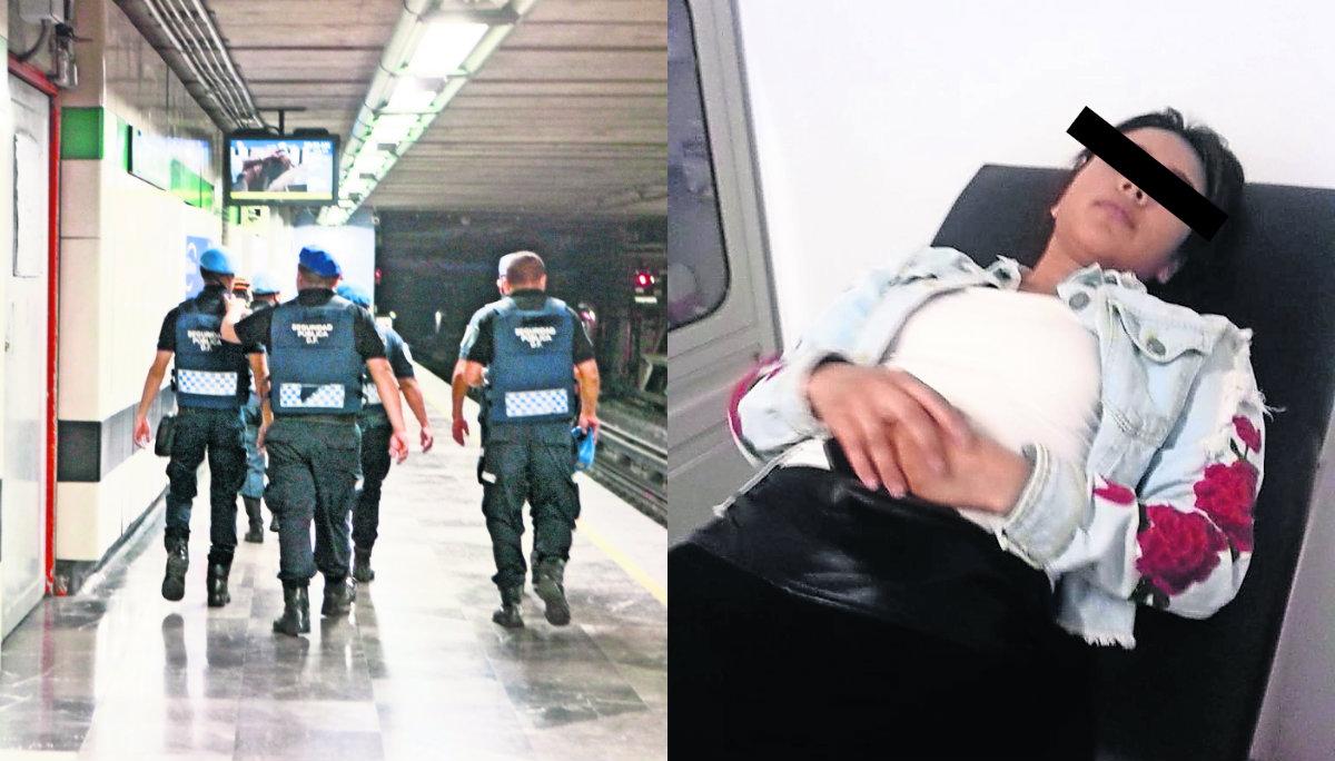 Inseguridad Secuestros STC Metro CDMX