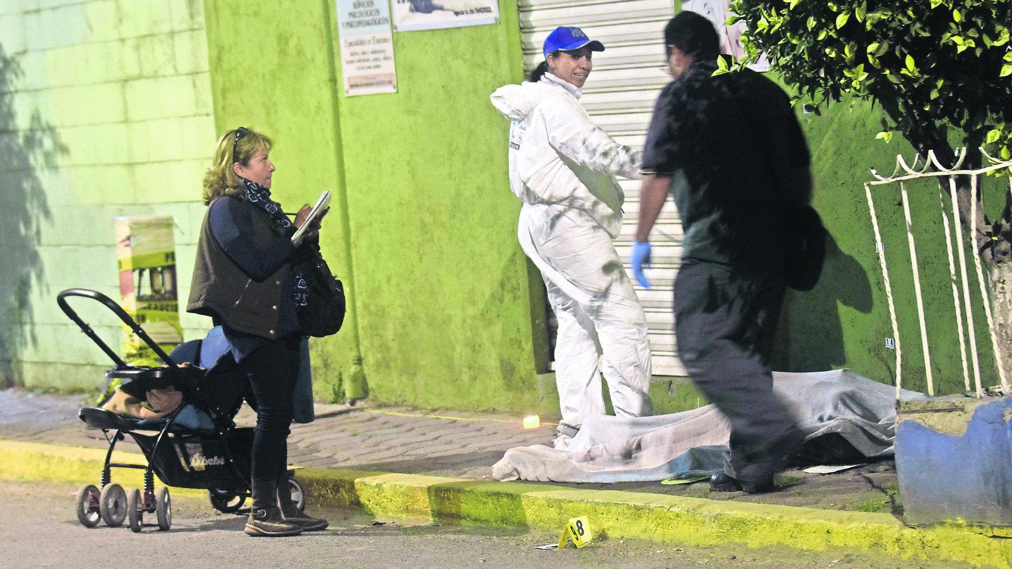 Mujer Iztapalapa Asesinan Carriola