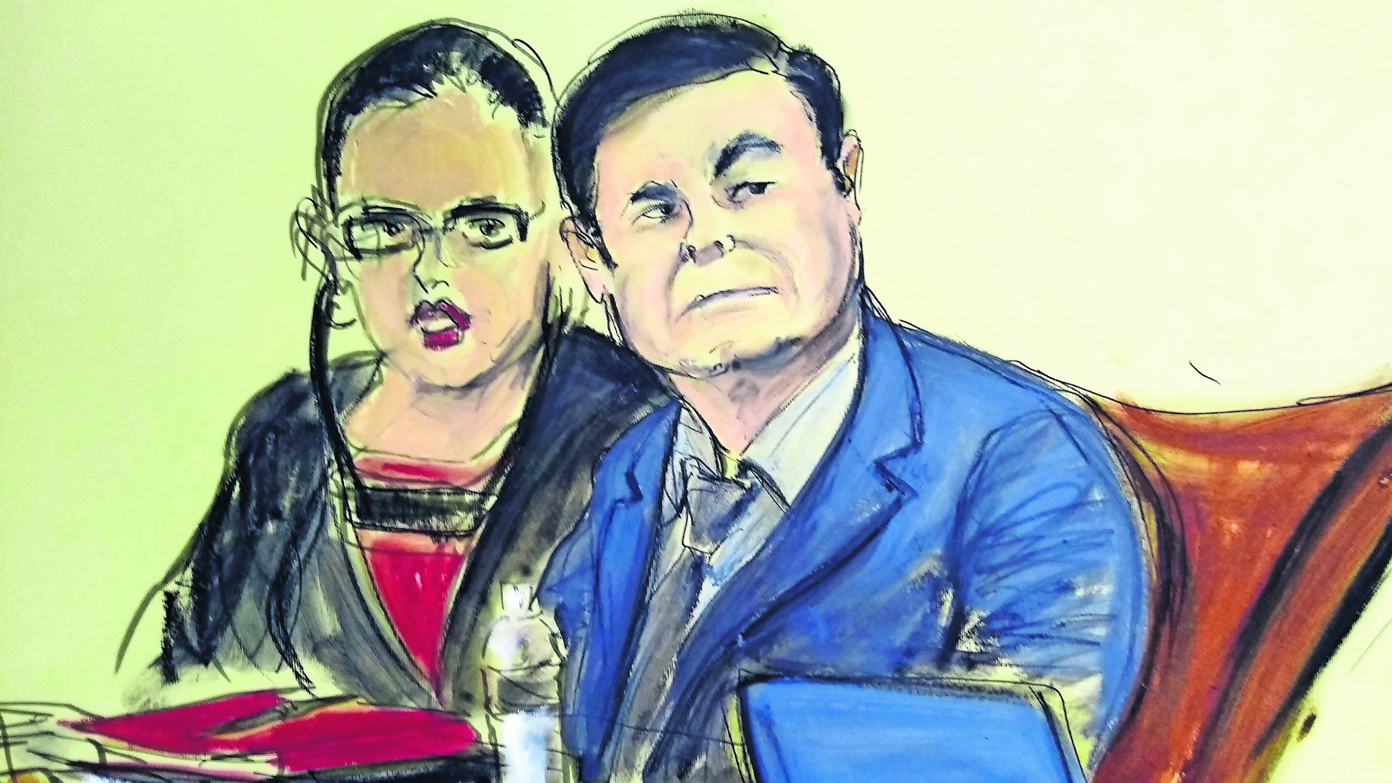 Juicio El Chapo Sentencia Deliberación