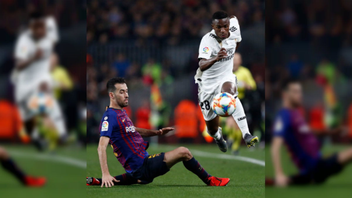 Real Madrid Barcelona partido resultados Copa del Rey
