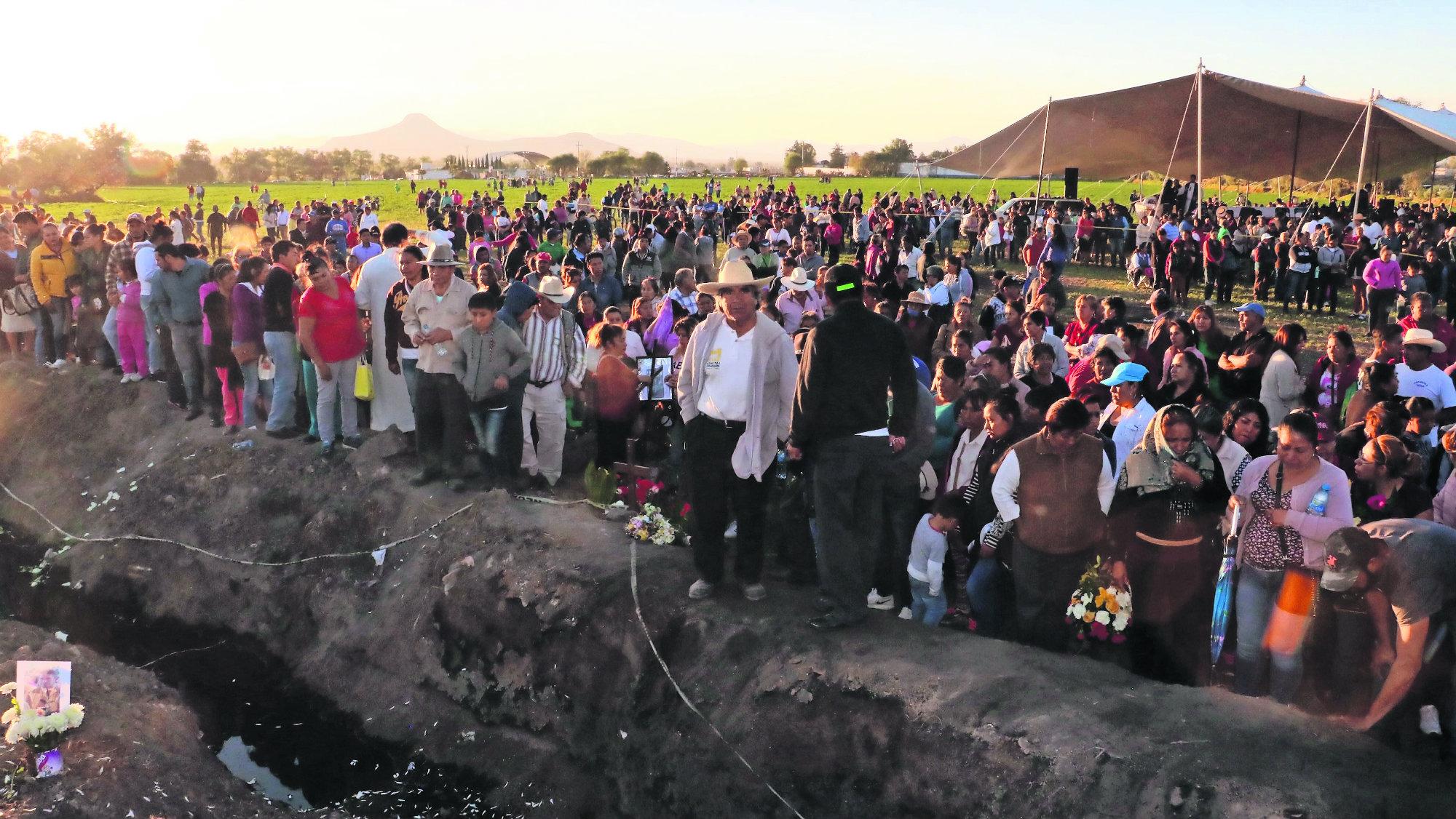 Explosión Tlahuelilpan Testimonios Huachicol
