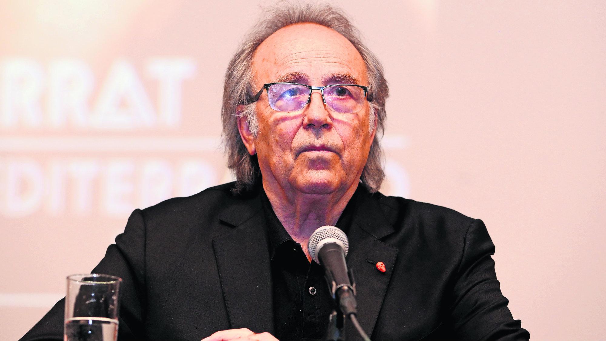 Joan Manuel Serrat impacto internet música