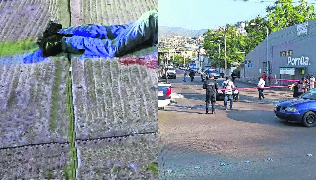 Asesinan policías distintos ataques Guerrero