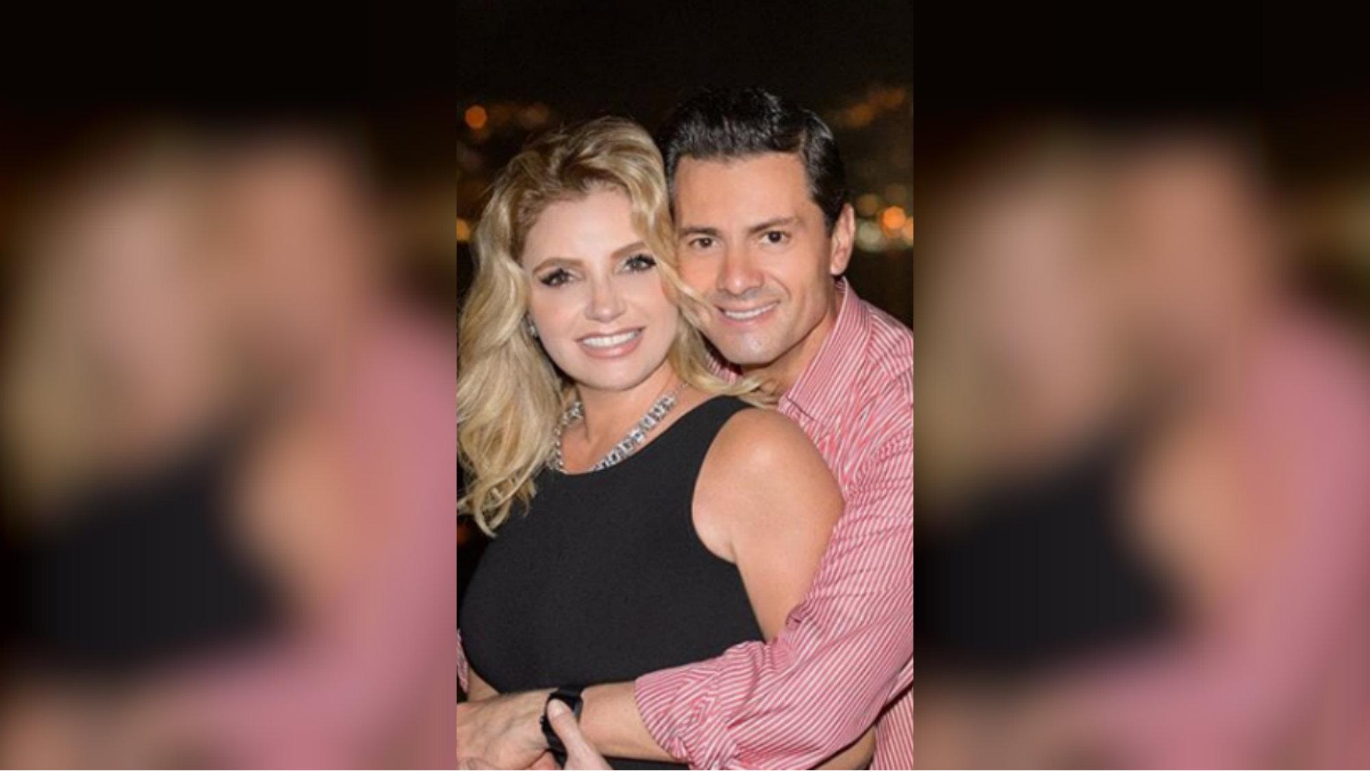 fotos más románticas Enrique Peña Nieto Angelica Rivera divorcio