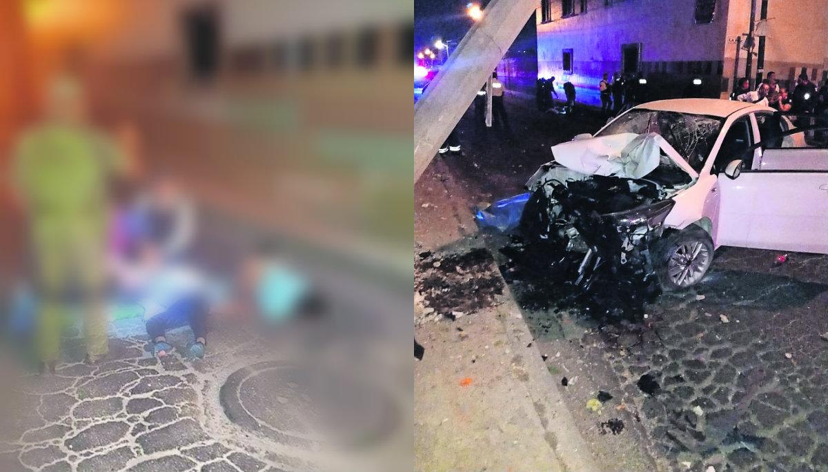 Militar atropella mata familia Cuernavaca