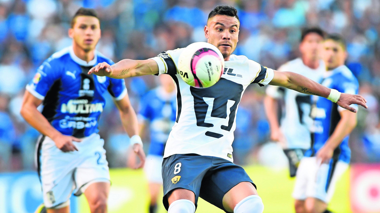 Bruno Marioni Pumas buscan victoria Querétaro Clausura 2019