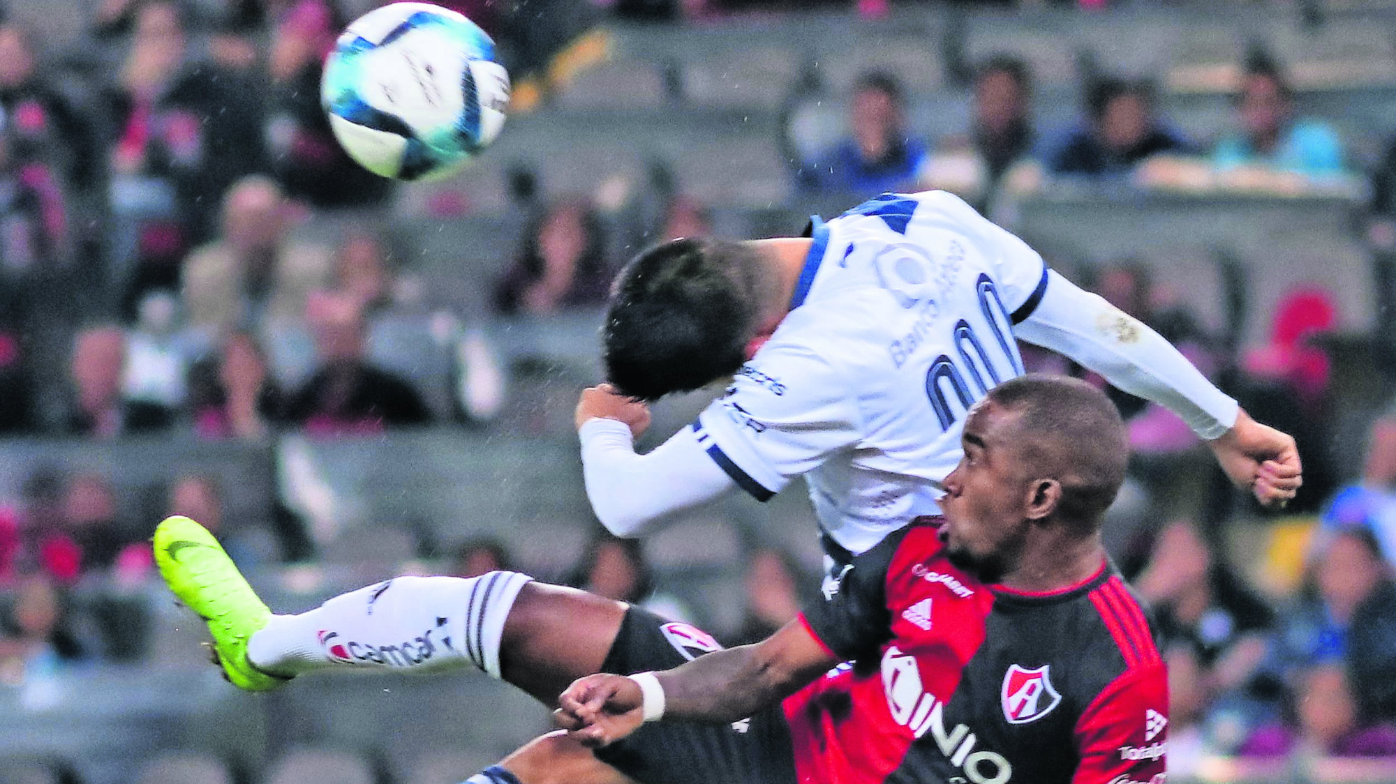 Puebla marca victoria Atlas estadio Jalisco