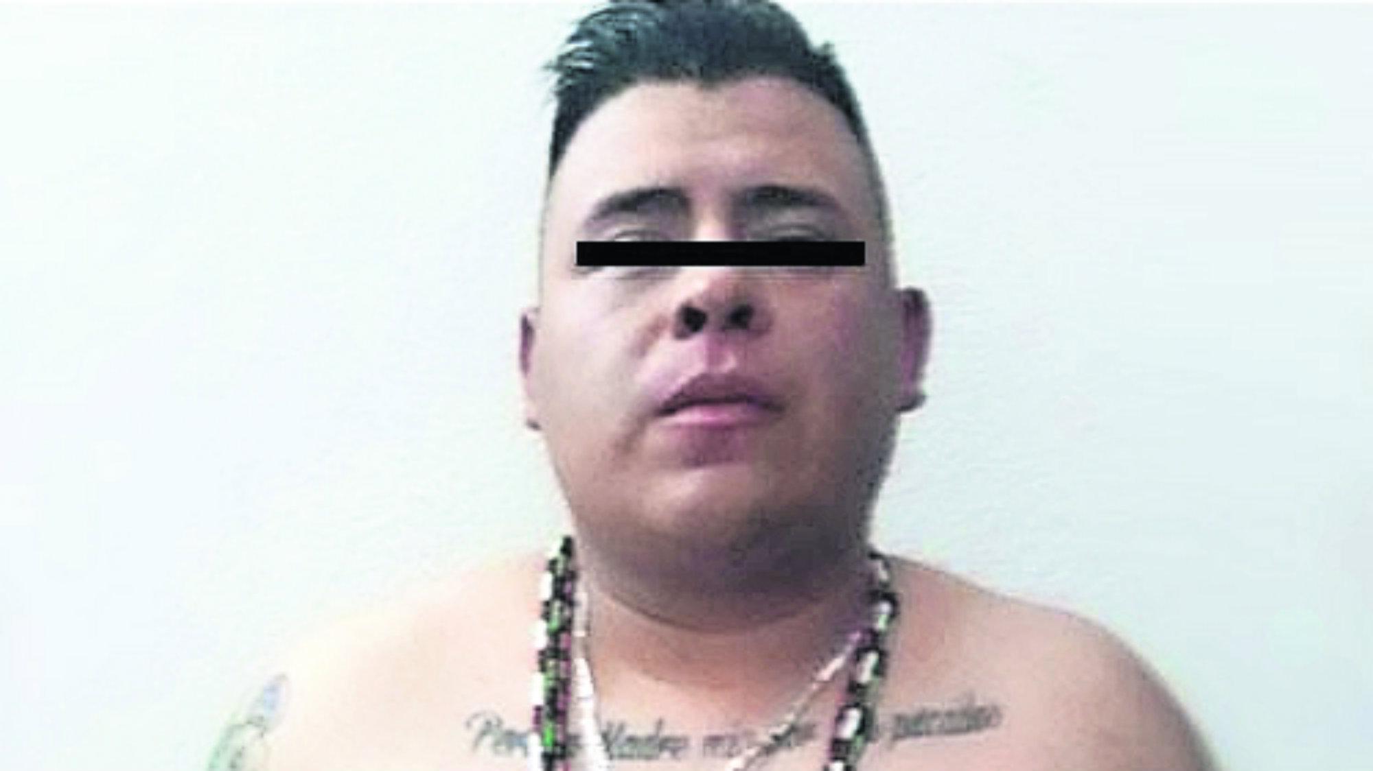 Detienen Sicario Descuartizados Coacalco