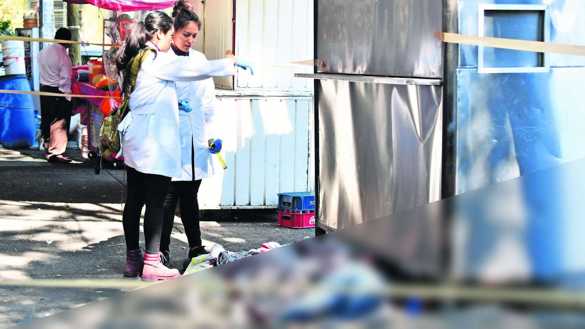 Muere indigente Paro Corazón CDMX