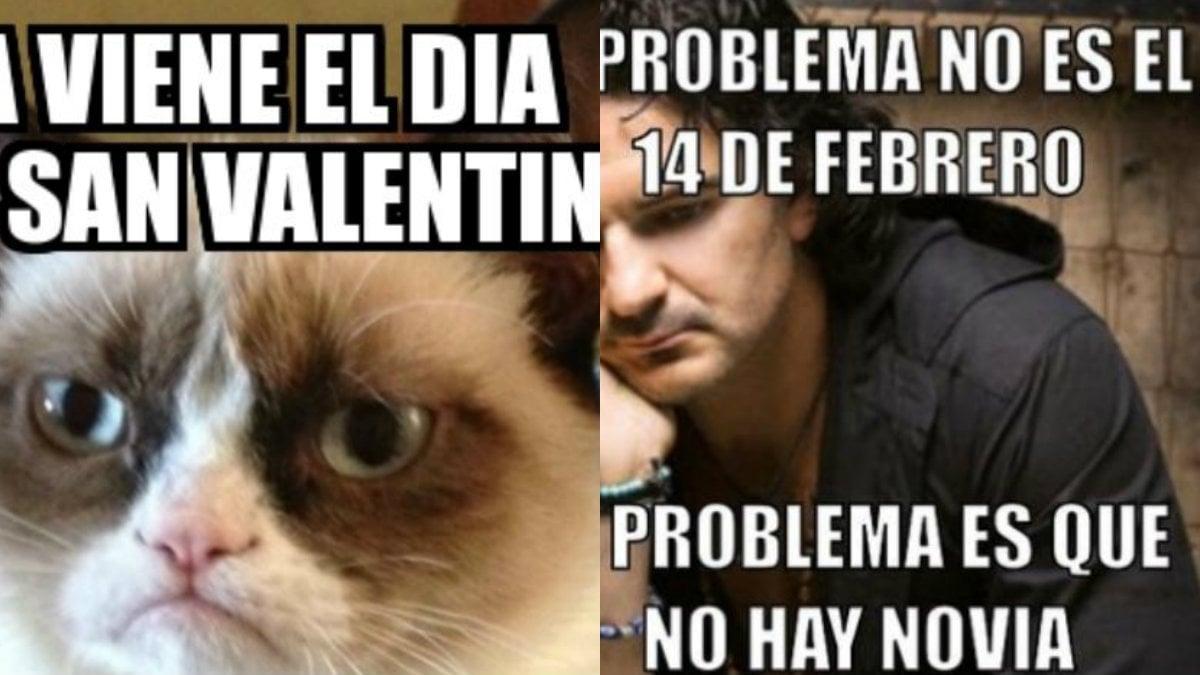memes 14 de febrero dia de san valentin dia del amor y la amistad