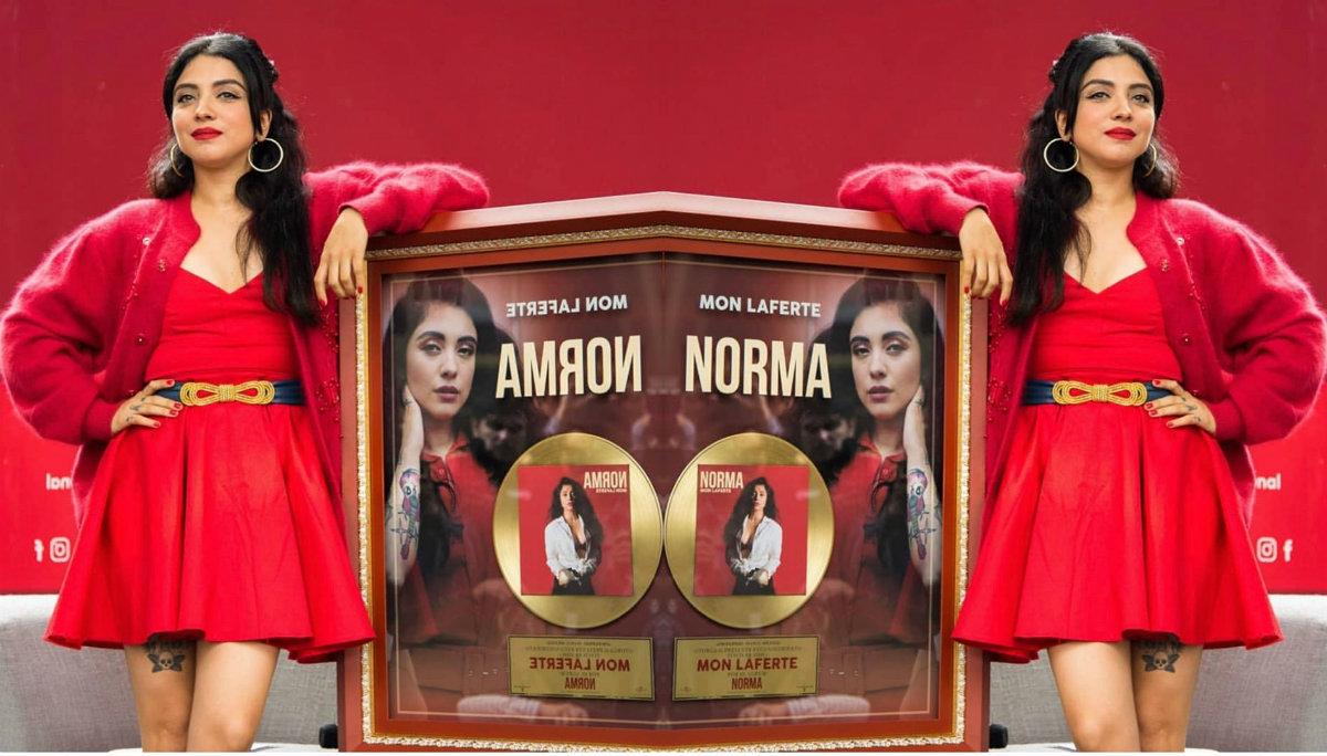Mon Laferte Norma Nuevo Álbum Espectáculos