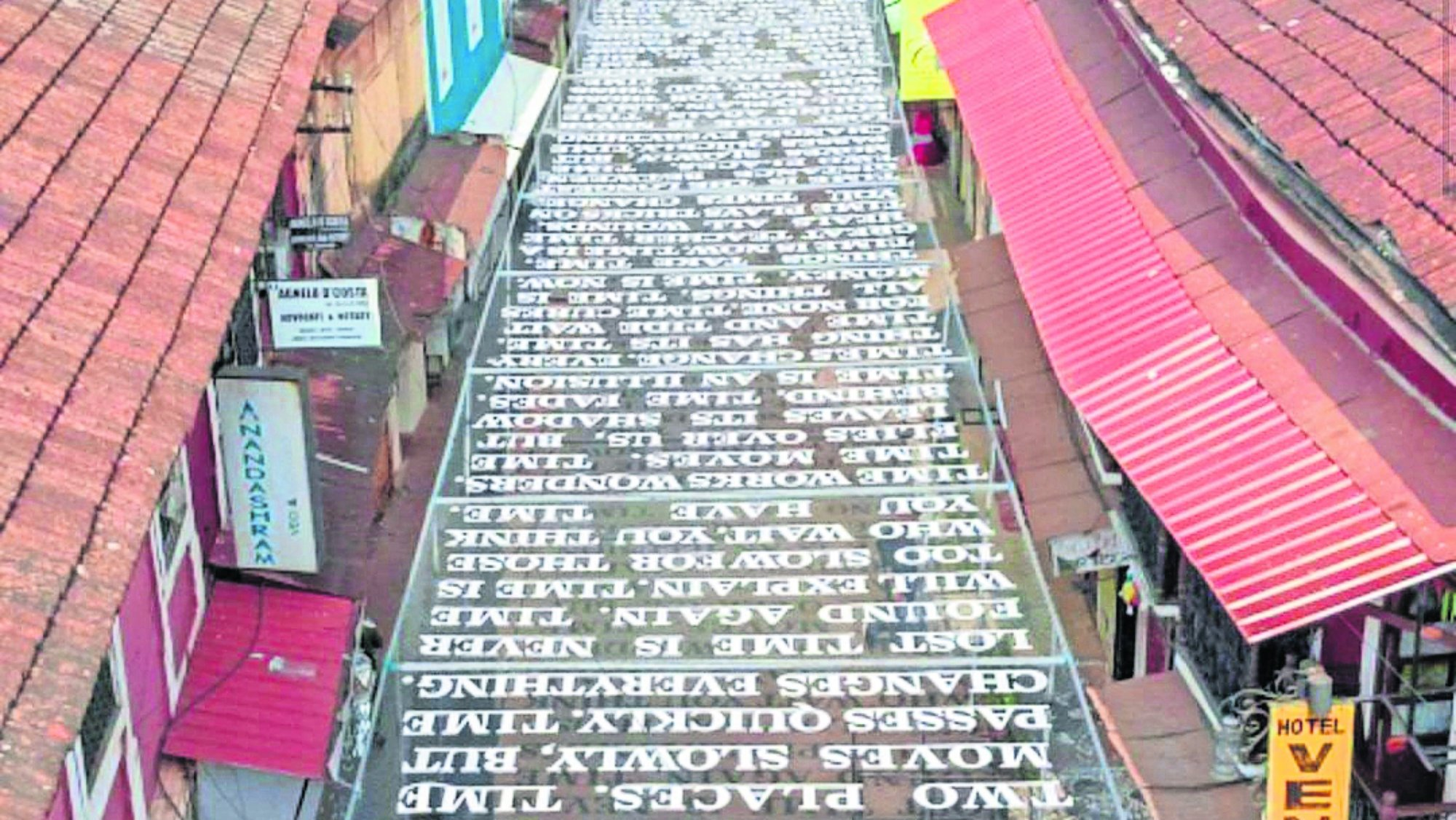 Poesía Luz Solar India Arte